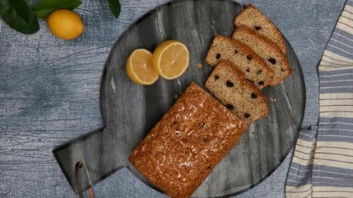 Glazed Lemon Loaf