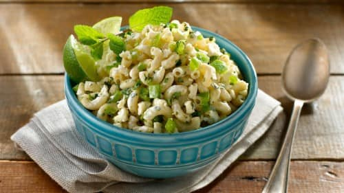 Mojito Macaroni Salad
