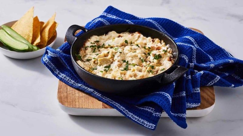 Creamy Hot Artichoke Dip