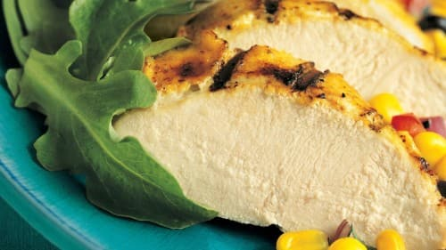 Succulent Honey Mustard Grilled Chicken