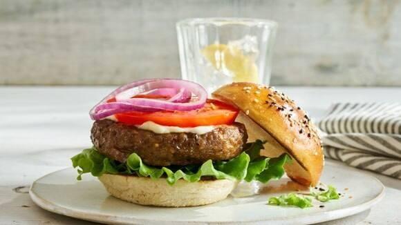 Best Ever Juicy Turkey Burgers