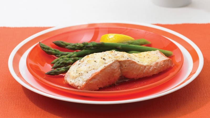 Magically Moist Salmon