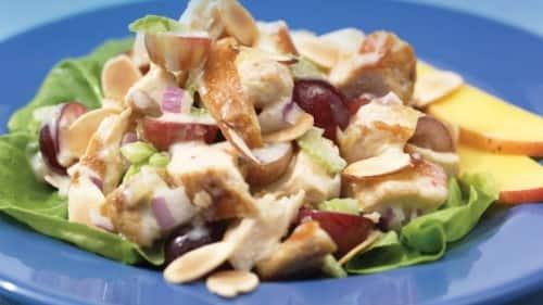Light & Tangy Chicken Salad