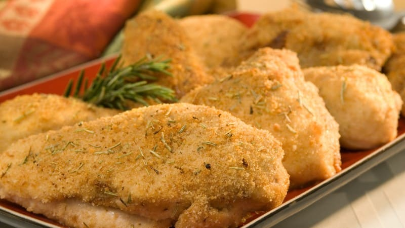 Oven-Baked Herb Chicken