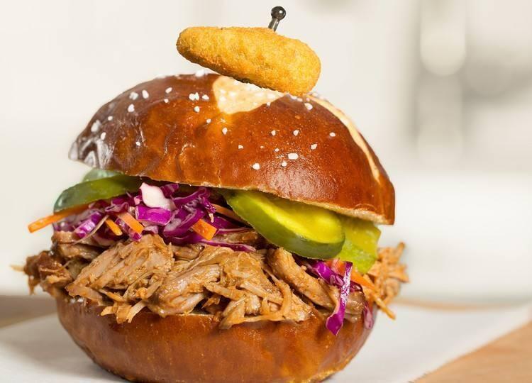 Hellmann's - BBQ Burger