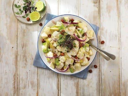 Potato Salad with Pears