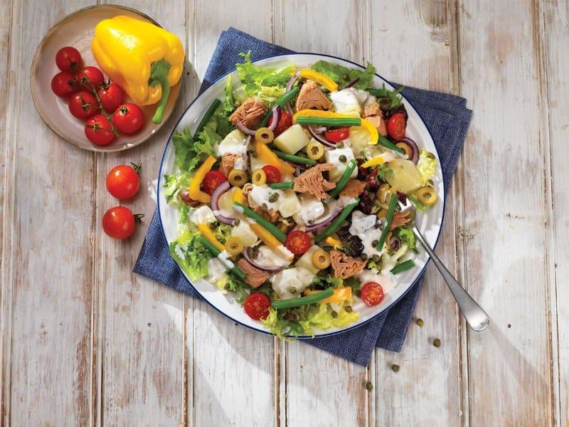 Tuna & Green Bean Salad