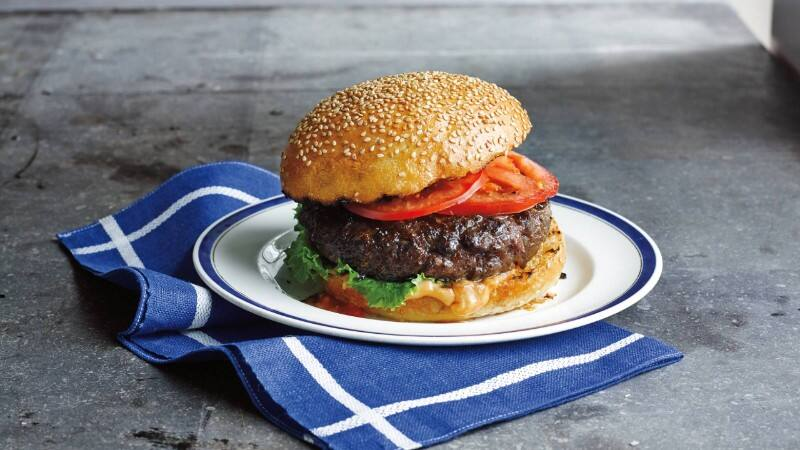 Best Ever Juicy Burger Recipe