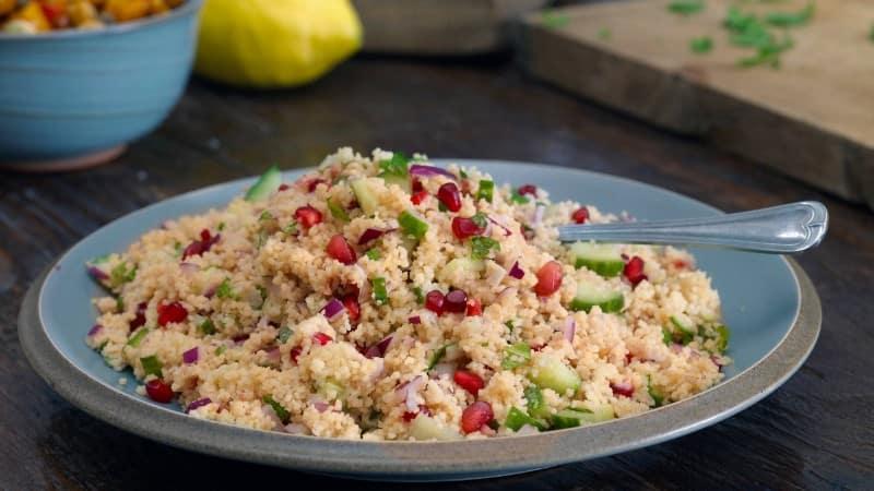 Hellmann's - Couscous Salat