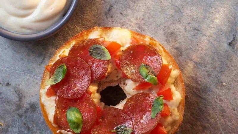 Bagels de pizza Hellmann's®