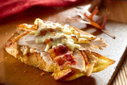 Hellmann's - Sandwich au poulet et à la sauce barbecue