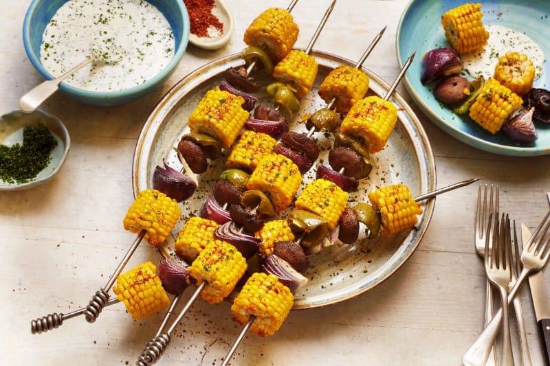 Vegan kebab