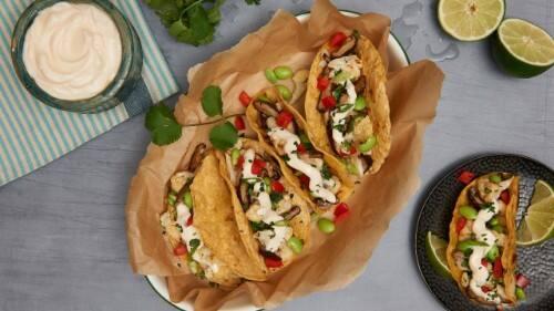 Asian Fusion Tacos Recipe