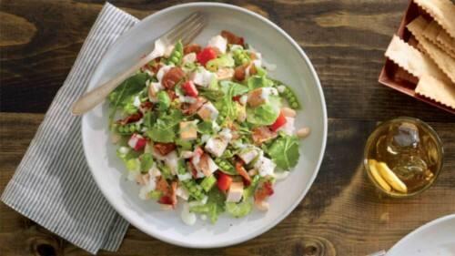 Smoked Turkey Salad