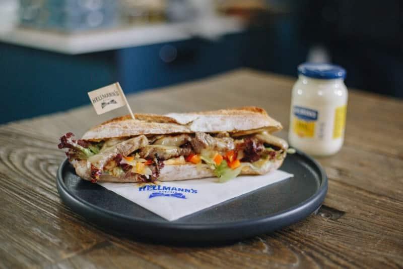 Hellmann's - Philly Cheese Steak Sandwich