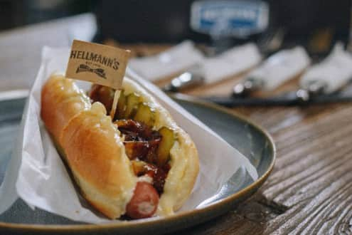 Hellmann's - Nasty New York Hot Dogs