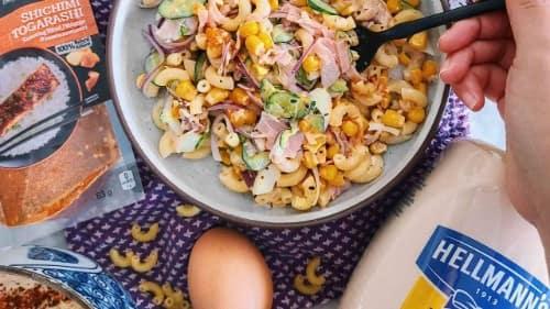 Japanese Macaroni Salad