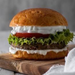 Hamburguesa Casera con Supreme