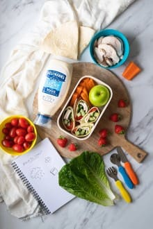 Clear Kids Lunch