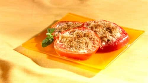 Italian Grilled Tomatoes