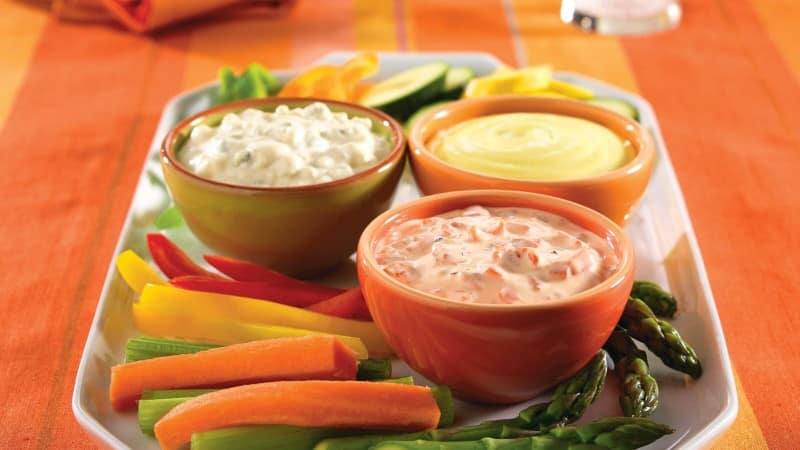 Easiest-Ever Dipping Sauces