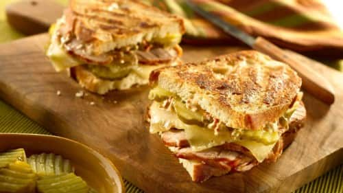Spicy Mexican Sandwiches