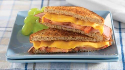 Grilled Ham 'N Cheese
