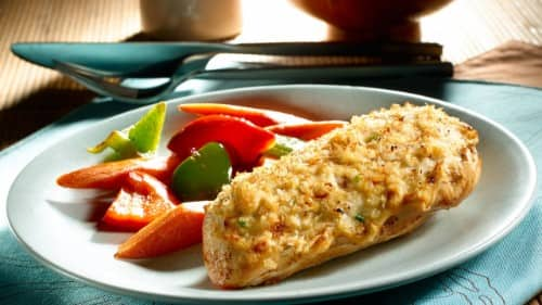 Super-Moist Asian Crusted Chicken Recipe