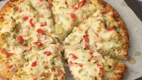 Monterey Turkey Pizza