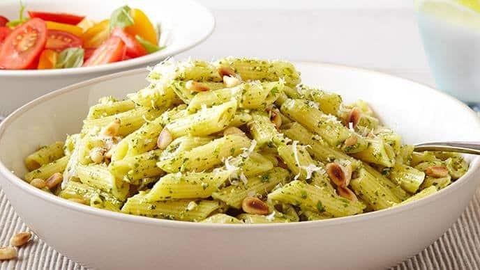 Pesto Pasta Salad Hellmann's