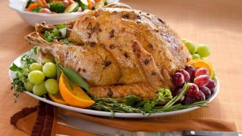 Super Moist Roasted Turkey