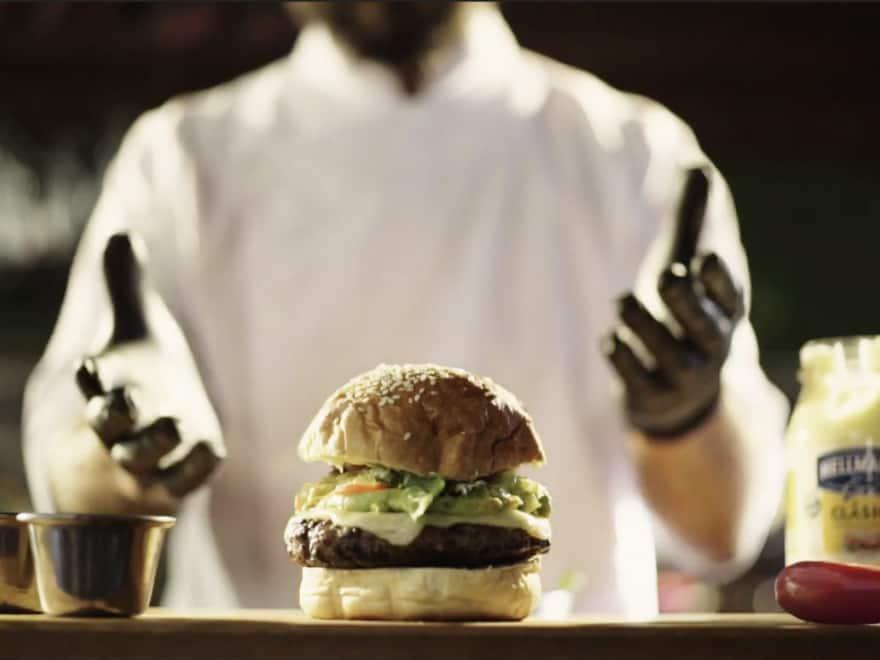 Burger District de Hellmann´s | Rock & Ribs