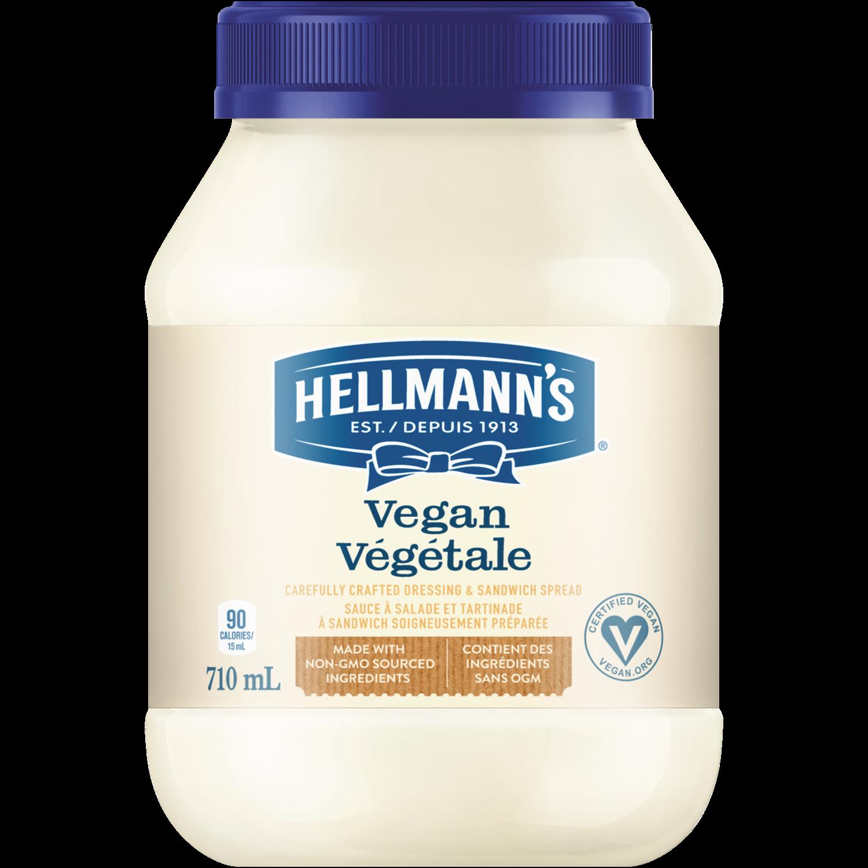 Vegan Mayonnaise 710ml Hellmann S Canada