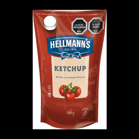 Ketchup Hellmann´s Doypack