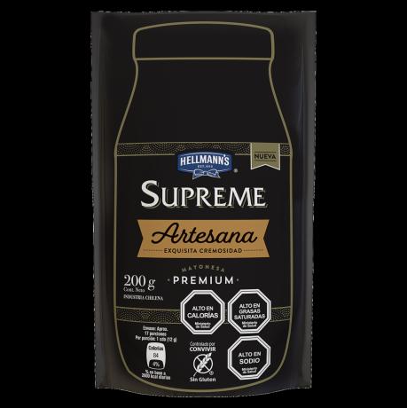 Mayonesa Hellmann's Supreme Artesana Doypack