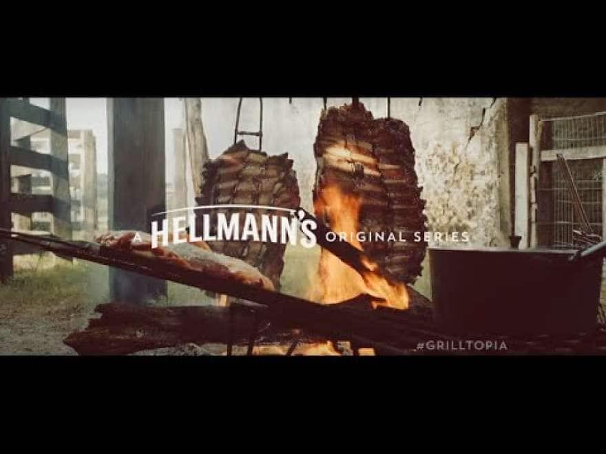 "A Hellmann's Original Series featuring DJ BBQ: ""Finding Grilltopia"""