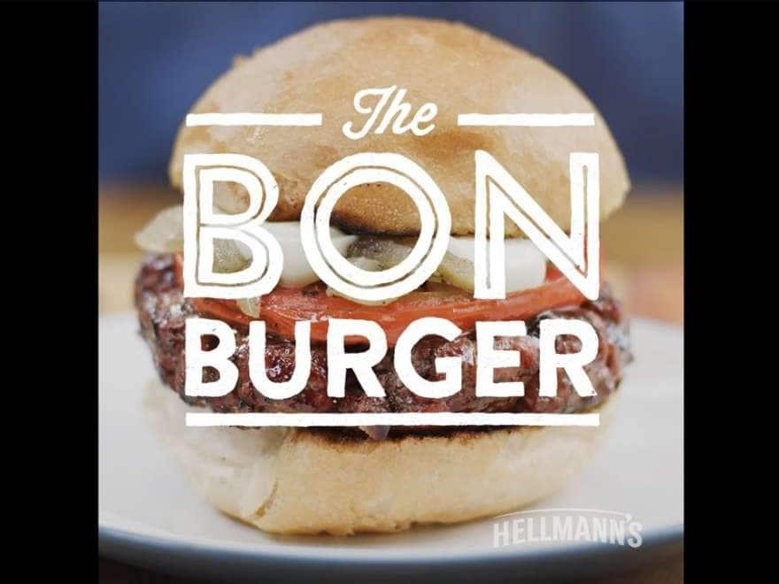 Hellmann's & DJ BBQ: Bon Burger Recipe #grilltopia