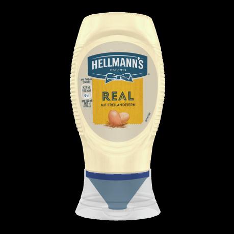 Hellmann's REAL im Squeezer