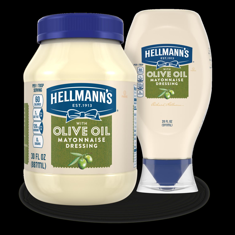 Light Mayonnaise   Hellmann's