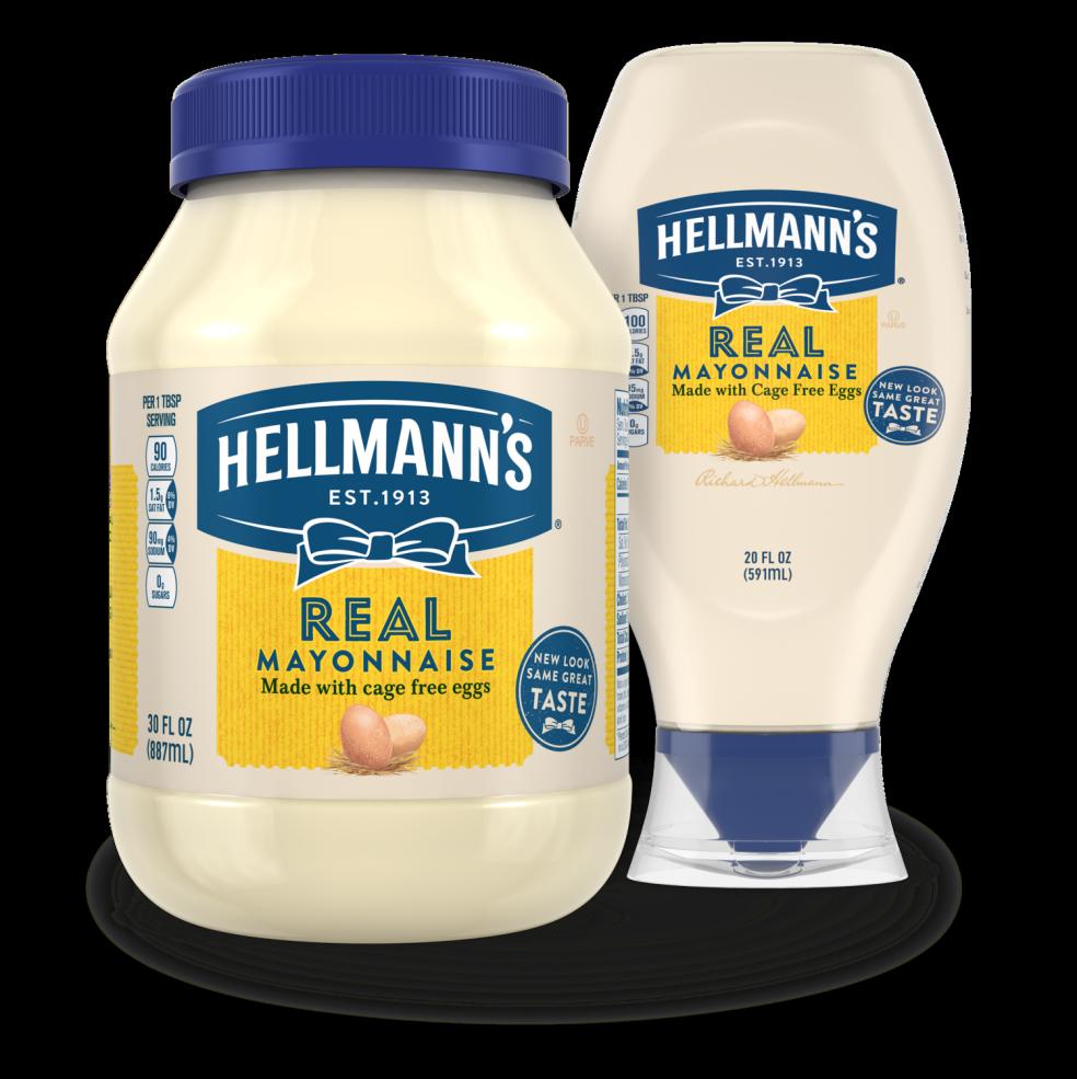 Real Mayonnaise | Hellmann's